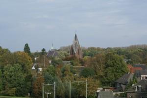 Sint Martinuskerk (c) margot van den boer