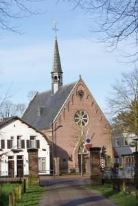 Protestantse kerk Heeze, (c) margot van den boer