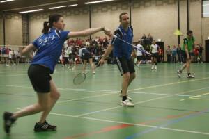 badminton heeze zaal