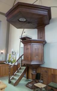 preekstoel protestantse kerk