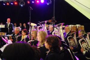 Fanfare orkest (c) margot van den boer