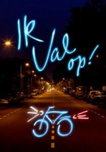 fietsverlichting ik val op