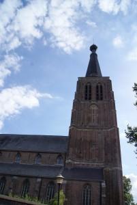 D'n Blaos, parochiekerk Leende (c) margot van den boer
