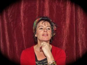 Desiree Hornikx treedt op in De Schoenendoos