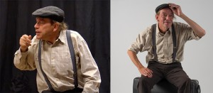 de 100 jarige man 2xBorrias