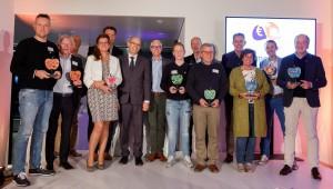 Uitsnede Awardwinnaars