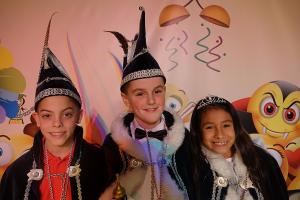 De nieuwe jeugdige hoogheden Lindse Blaos