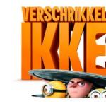 Film Verschrikkelijke Ikke 3 in 't Perron