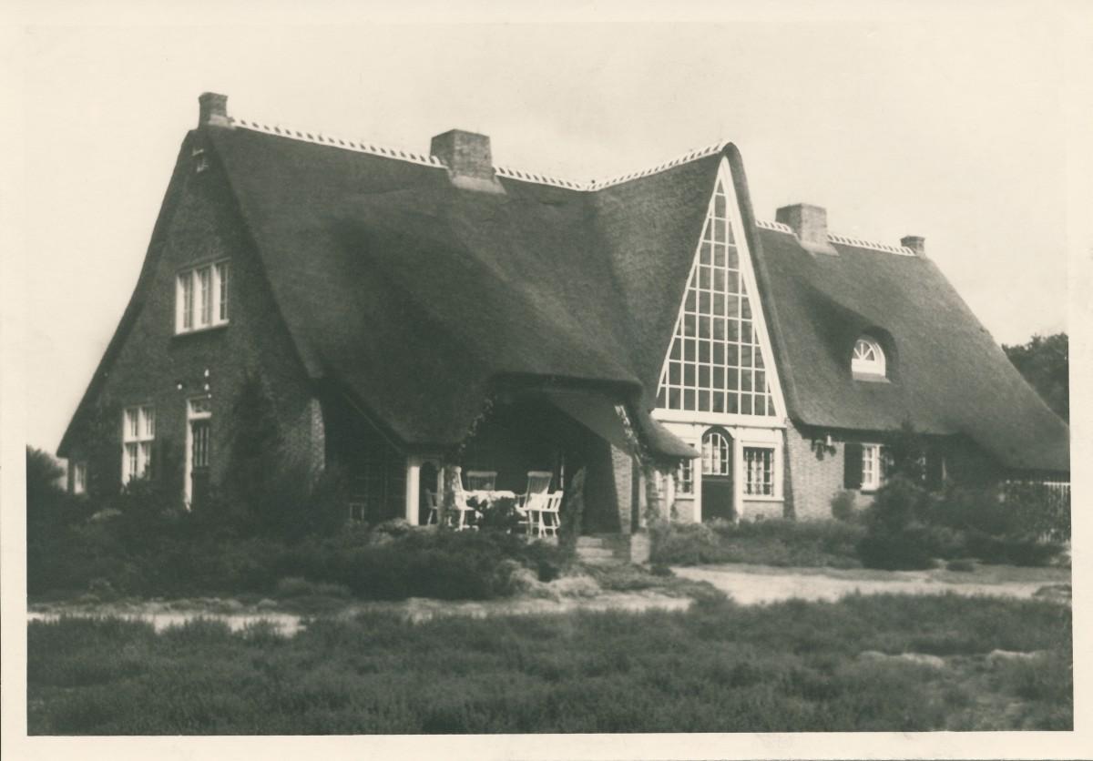 Villa Elias achterzijde