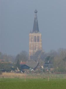 Kerk Leende  (c) margot van den boer