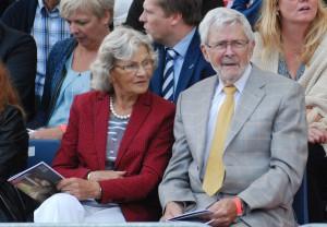 Vijf jaar geleden eregast bij de 57e Brabantsedag: bruidspaar Boerenkamp (c) margot van den boer