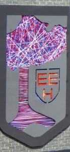 E & E, ze maakten lintjes voor vrijheid (wagen Schenkels, 62e Brabantsedag)  (c) margot van den boer