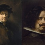 Rembrandt-Velásquez, Nederlandse en Spaanse meesters