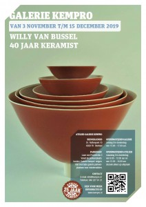 Poster_297 x 420 mm_Poster WILLY VAN BUSSEL