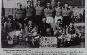 RKSV Heeze kampioen 1943