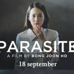 Parasite draait in 't Perron