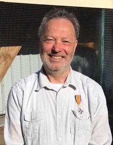 Frans Reiling, Lid in de Orde van Oranje Nassau