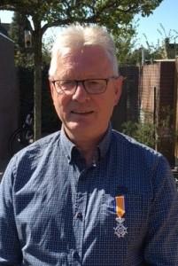 Kees Eichhorn, Lid in de Orde van Oranje Nassau