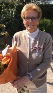 Noor Planje, Ridder in de Orde van Oranje Nassau